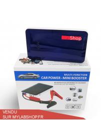 booster de batteries voiture, panne voiture, démarrer votre voiture rapidement, plus de pannes automobile