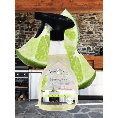 Spray Nettoyant désinfectant